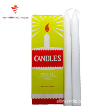 Paraffin wax raw material white candle cheap price
