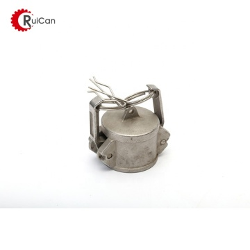 válvula de retenção horizontal em aço