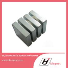 N42 Starken Seltenerd permanente gesinterten Block Neodym-Magneten