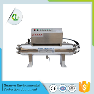 UV-sanitizer Waterfilter UV Sterilisator