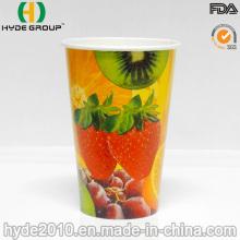 12oz de boisson froide papier tasse en ligne pour boire (12 oz)