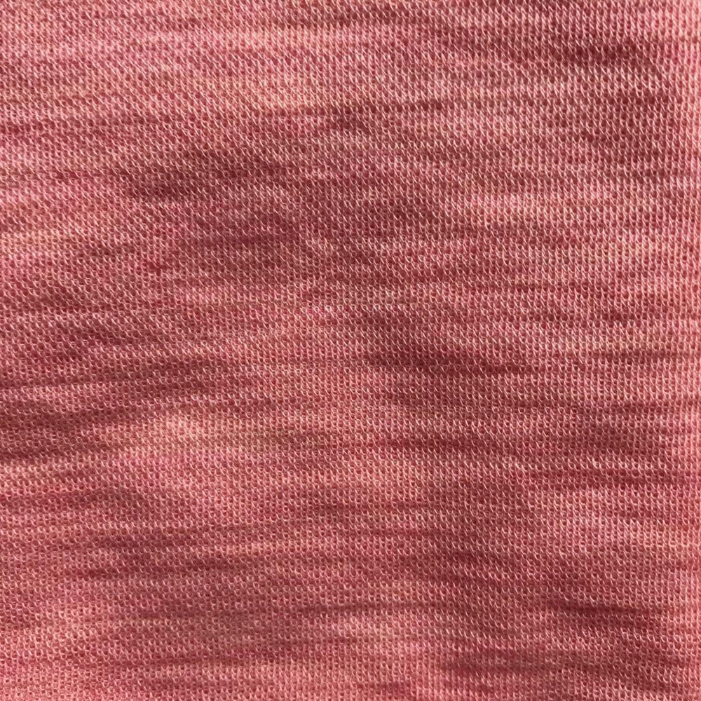Pink pot chic wool fasion coat fabric