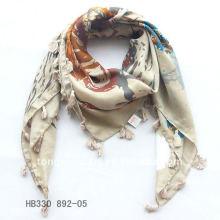 Весна арабском стиле шарф 2014