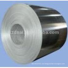 De alta calidad de la bobina de aluminio precio 1100 H18 fabricados en China