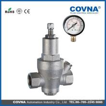 Soupape de réduction de pression en laiton de pression haute pression