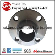 Reborde de acero al carbono ASTM A183 F304 F316