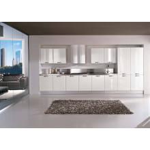 Armário de cozinha altamente brilhante e personalizado (P-033)
