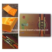 Boîte cadeau en carton pour emballages cosmétiques, boite alimentaire