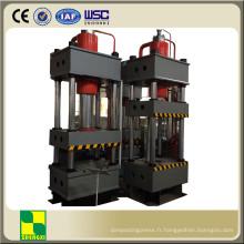 Presse hydraulique à quatre colonnes de haute qualité avec 315t