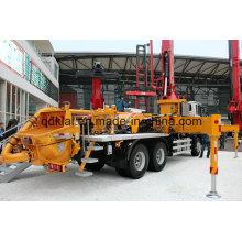 China LKW Sinotruk HOWO 37m Betonpumpe LKW