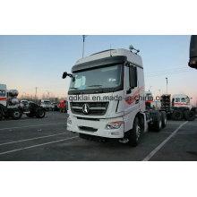 Caminhões novos da cabeça do trator da roda de Beiben V3 6X4 10 para a venda