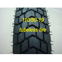 Good Quality Motorcycle Tubeless Tire (110/80-19)