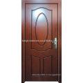 Простой дизайн дерево твердых двери JKD-111 с конкурентоспособной ценой и горячей продажи