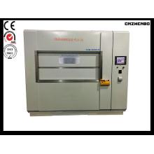 Máquina de soldadura lineal de la fricción del soldador de la vibración para las piezas de la máquina de lavado (ZB-730LS)