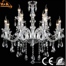 Classic Home Pendant Crystal Candle Lamp