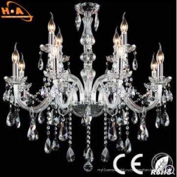 Украшение зала Crystal светильник с CE, утверждения RoHS