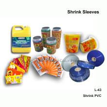 Shrink Sleeve Rolls