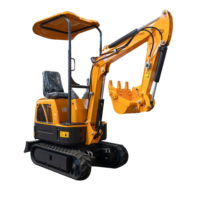 mini excavator 1ton
