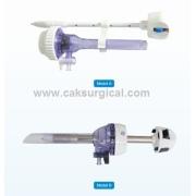 Trocar laparoscópico disponible