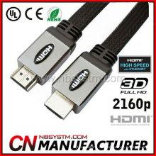 25FT HDMI ETHERNET KABEL 1.4 FÜR BLURAY 3D DVD PS3 HDTV XBOX LCD HD TV 1080P