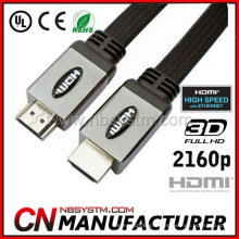 25FT HDMI ETHERNET CABLE 1.4 POUR BLURAY 3D DVD PS3 HDTV XBOX LCD HD TV 1080P