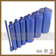 Professional Small Diameters Drilling Small Holes Diamond Core Drill Bits