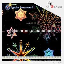 GZ-286,Hologram General Master for sticker,star pattern