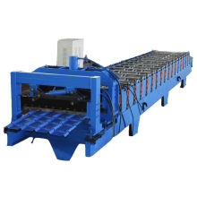 BV Certificate glazed tile roll forming machine for sale