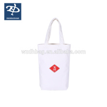 Bolsa de lona de algodão Carregando sacolas de compras