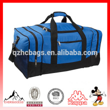Lightweight And Durable Polyester Duffel Bag Sport Gear Bag