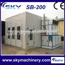 Sky SB-200A new product spraying booth/spray paint booth/cabin paint