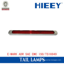 E-MARK LED truck tail light waterproof IP67 rear led tail lamp stop lamps