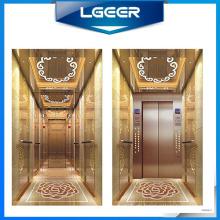 Großer Dekoration Passagier Aufzug