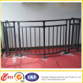 Wrought Iron Balcony Fence/Iron Fencing/ Steel Fence/Iron Guardrail/Fence Gate/Fence Panel