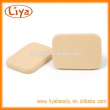 China Lieferanten Non Latex kompakt Puderquaste für Make-up