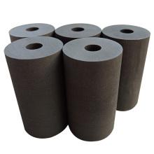 Hot sell various length fountry test electrodes graphite tube for degassing