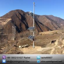 Exposição ao sol China 600W fabricante de turbinas eólicas