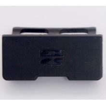 Auto schwarze Kunststoffteile