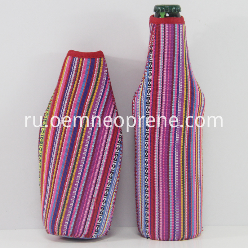 Neoprene Wine Bottle Sleeves