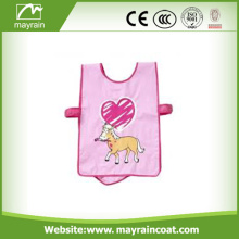 Logotipo Print Cartoon Waterproof Kids Smock