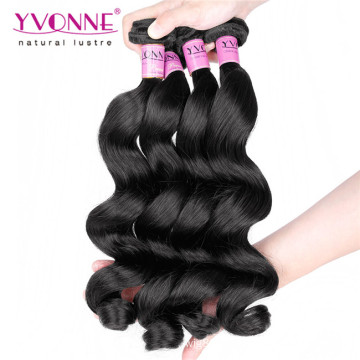 Top Quality Loose Wave Peruvian Virgin Remy Hair