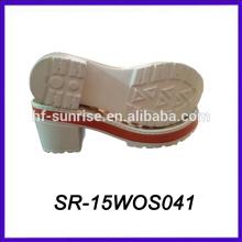 high heel pu sole new women pu shoe sole