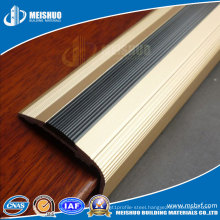 Rubber Stair Nosing with PVC Insert