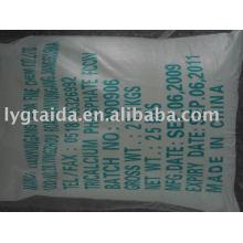 Grado alimenticio tribásico de fosfato de calcio