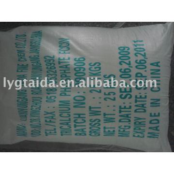 calcium phosphate tribasic food grade
