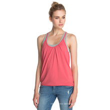 New Design Stringer Racer Back Tank Top for Women