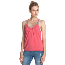 Fashional Женщин Сжатия Жилет Рубашка Нейлоновая Ткань