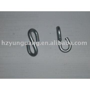 clip de enlace de suspensión / gancho / accesorio de línea eléctrica powe / abrazadera de clip de hardware