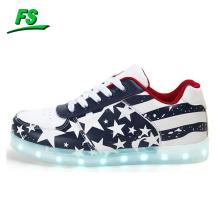 LED shoes,kids led flash shoes,led shoe light
