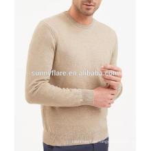 Suéter de cachemira en caliente de los hombres calientes de la venta